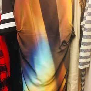 NICOLE BY NICOLE MILLER SIZE 6 dress!